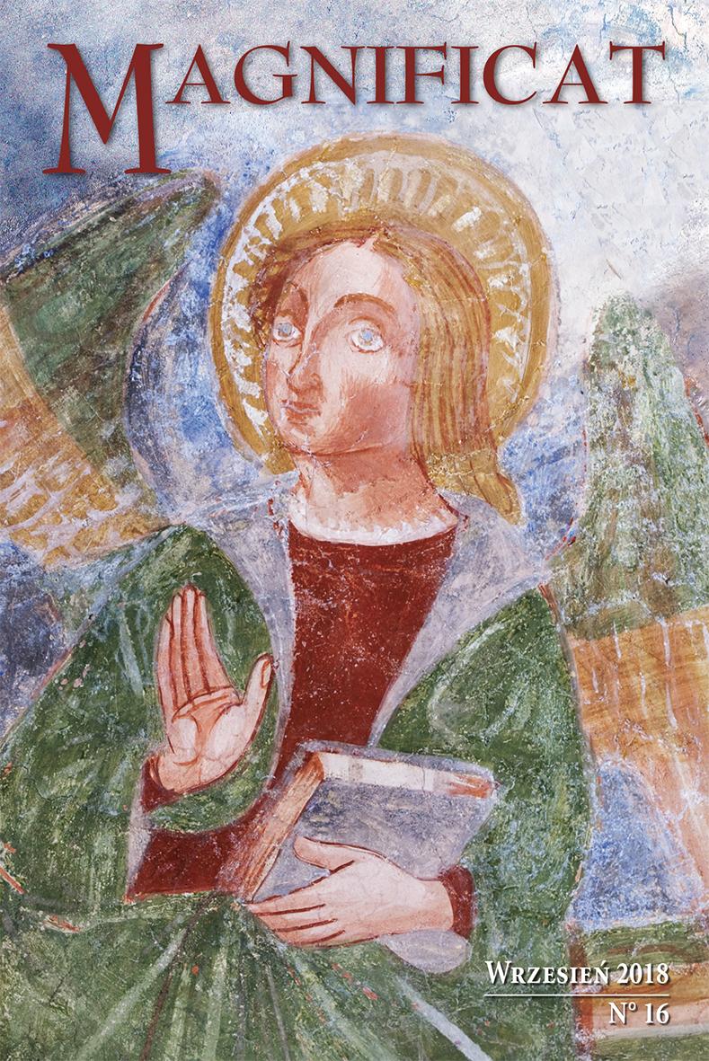 Anioł z kaplicy San Michele de Castirla