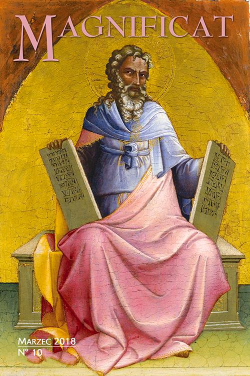 Jezus, nowy Mojżesz